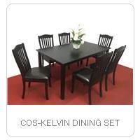 COS-KELVIN DINING SET